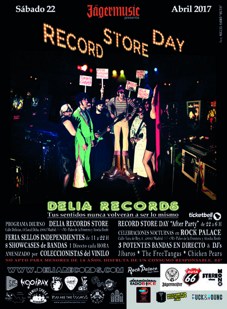 Record Store Day 2017 - Pinball Wizard